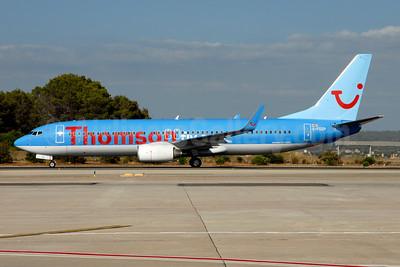 Thomsonfly (Thomsonfly.com) Boeing 737-8K5 WL G-FDZP (msn 34692) PMI (Ton Jochems). Image: 953522.