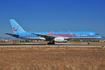 Thomsonfly (Thomsonfly.com) Boeing 757-204 G-BYAI (msn 26967) PMI (Ton Jochems). Image: 953524.