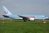 Thomsonfly (Thomsonfly.com) Boeing 767-204 ER G-BYAB (msn 25139) LGW (Antony J. Best). Image: 902229.