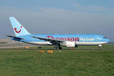 Thomsonfly (Thomsonfly.com) Boeing 767-204 ER G-BRIG (msn 24757) LGW (Antony J. Best). Image: 953528.