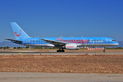 Thomsonfly (Thomsonfly.com) Boeing 757-204 G-BYAD (msn 26963) PMI (Ton Jochems). Image: 953523.