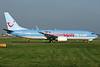 Thomsonfly (Thomsonfly.com) Boeing 737-8K5 WL G-FDZD (msn 35132) LGW (Antony J. Best). Image: 902228.