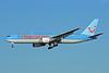 Thomsonfly (Thomsonfly.com) Boeing 767-304 ER WL G-OBYJ (msn 29384) MIA (Bruce Drum). Image: 101179.
