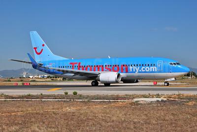 Thomsonfly (Thomsonfly.com) Boeing 737-33V WL G-THOO (msn 29335) PMI (Ton Jochems). Image: 953516.