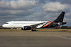 Titan Airways Airbus A320-232 G-POWM (msn 2564) LHR. Image: 936979.