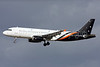 Titan Airways Airbus A320 in the new livery