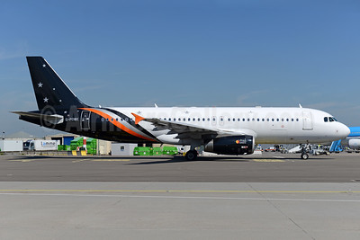 Titan Airways Airbus A320-233 G-POWK (msn 4701) AMS (Ton Jochems). Image: 938896.