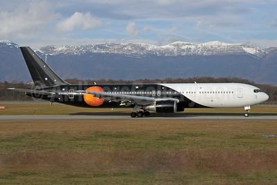 Titan Airways Boeing 767-36N ER G-POWD (msn 30847) GVA (Paul Denton). Image: 938371.