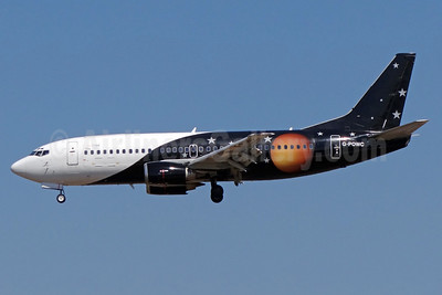 Titan Airways Boeing 737-33A (QC) G-POWC (msn 25402) FRA (Paul Bannwarth). Image: 938368.