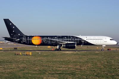 Titan Airways Boeing 757-2Y0 G-ZAPU (msn 26151) LGW (Antony J. Best). Image: 902232.