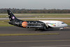 Titan Airways Boeing 737-33A G-ZAPZ (msn 25401) (EMA Belfast 2011 - MTV Mobile - GIF God) DUS (Michael Stappen). Image: 913786.