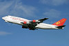 Travel City Direct (travelcitydirect.com) - XL.com (Excel Airways) Boeing 747-312 TF-AMJ (msn 23030) LGW (Antony J. Best). Image: 934780.