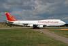 Travel City Direct (travelcitydirect.com) Boeing 747-312 TF-AME (msn 23032) LGW (Antony J. Best). Image: 934776.