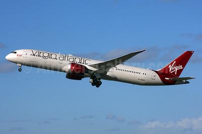 Virgin Atlantic Airways Boeing 787-9 Dreamliner G-VBZZ (msn 37976) LHR (SPA). Image: 934979.