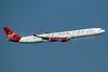 Virgin Atlantic Airways Airbus A340-642 G-VNAP (msn 622) (A big Virgin Atlantic thank you) LHR (SPA). Image: 941045.