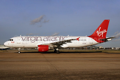 Virgin Atlantic Airways (Aer Lingus) Airbus A320-214 EI-DEI (msn 2374) LHR (SPA). Image: 928036.
