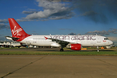 Virgin Atlantic Airways (Aer Lingus) Airbus A320-214 EI-DEI (msn 2374) LHR (SPA). Image: 928037.