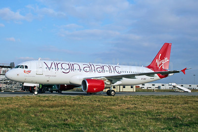 Virgin Atlantic Airways (Aer Lingus) Airbus A320-214 EI-DEO (msn 2486) SNN (Malcolm Nason). Image: 911579.