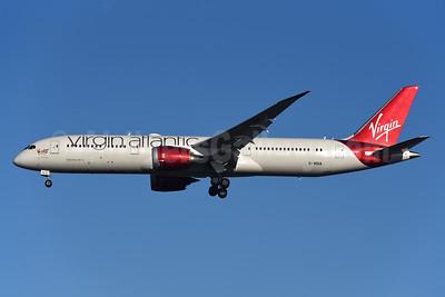 Virgin Atlantic Airways Boeing 787-9 Dreamliner G-VDIA (msn 37975) LHR (Rolf Wallner). Image: 948878.