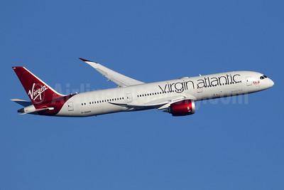 Virgin Atlantic Airways Boeing 787-9 Dreamliner G-VAHH (msn 37967) LHR (SPA). Image: 942033.
