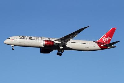 Virgin Atlantic Airways Boeing 787-9 Dreamliner G-VDIA (msn 37975) LHR (SPA). Image: 948879.