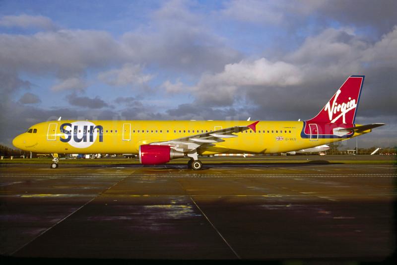 "Named ""Sunkissed Girl"", subsidiary of Virgin Atlantic"