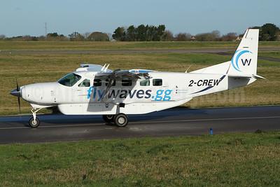 flywaves.je (Waves) Cessna 208B Grand Caravan 2-CREW (msn 208B2148) GCI (Nick Dean). Image: 940454.