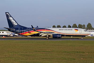 West Atlantic Cargo Airlines (UK) Boeing 737-86N WL (BCF) G-NPTA (msn 32740) EMA (Tristar Images). Image: 954237.