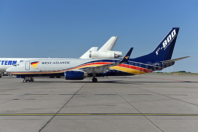 First 737-800 Boeing Converted Freighter