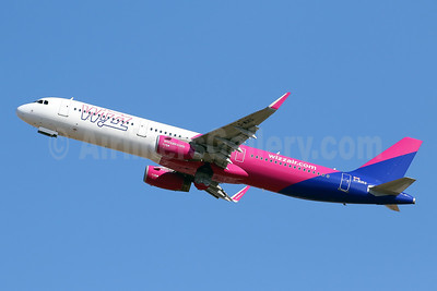 Wizz Air (UK) Airbus A321-231 WL G-WUKG (msn 8236) PMI (Javier Rodriguez). Image: 951030.