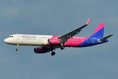 Wizz Air (UK) Airbus A321-231 WL G-WUKC (msn 8169) BSL (Paul Bannwarth). Image: 954320.