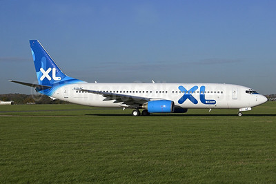 XL Airways (UK) (XL.com) Boeing 737-81Q G-XLAC (msn 29051) SEN (Ian Haskell - Bruce Drum Collection). Image: 936812.