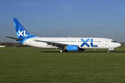 XL Airways (UK) (XL.com) Boeing 737-81Q G-XLAC (msn 29051) SEN (Ian Haskell - Bruce Drum Collection). Image: 936812.