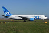 XL Airways (UK) (XL.com) Boeing 767-204 ER G-BOPB (msn 24239) LGW (Antony J. Best). Image: 904363.