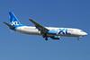 XL Airways (UK) (XL.com) Boeing 737-81Q G-XLAD (msn 29052) LGW (Paul Denton). Image: 936813.