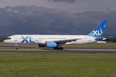 XL Airways (UK) (XL.com) Boeing 757-225 G-VKND (msn 22612) MAN (Antony J. Best). Image: 936815.