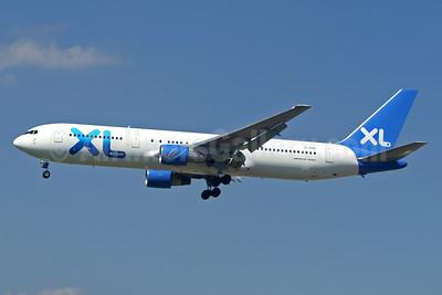 XL Airways (UK) (XL.com) Boeing 767-3Z9 ER G-VKNG (msn 23765) LGW (Paul Denton). Image: 936820.