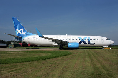XL Airways (UK) (XL.com) Boeing 737-86N WL C-GOAF (G-XLAF) (msn 29883) QLA (Antony J. Best). Image: 902247.