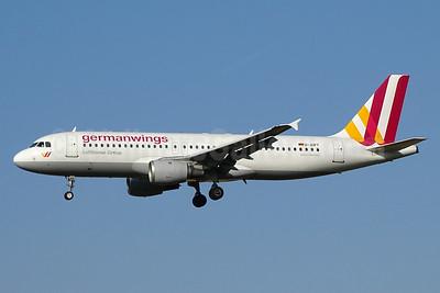 Germanwings (2nd) Airbus A320-211 D-AIPT (msn 117) ZRH (Paul Bannwarth). Image: 932986.