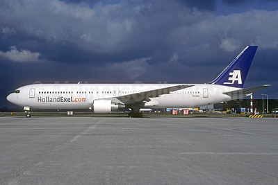 HollandExel.com Boeing 767-383 ER PH-AHQ (msn 24477) AMS (Christian Volpati Collection). Image: 934391.