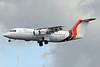 JOTA Aviation BAe RJ85 G-JOTR (msn E2294) SEN (Keith Burton). Image: 932439.