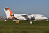 JOTA Aviation BAe RJ85 G-JOTR (msn E2294)  LGW (Robbie Shaw). Image: 932611.