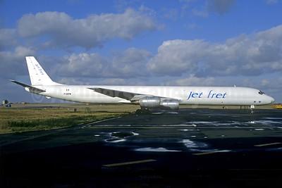 Jet Fret McDonnell Douglas DC-8-71 (F) F-GNFM (msn 45945) CDG (Christian Volpati). Image: 933890.