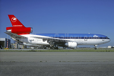 KLM-Northwest 1998 joint livery (right side)