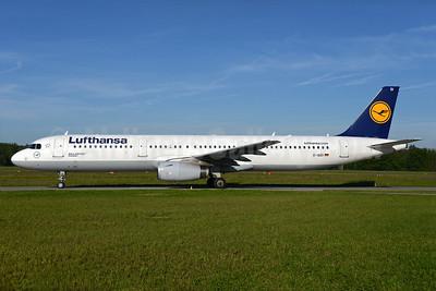 Lufthansa Airbus A321-231 D-AIDI (msn 4753) ZRH (Rolf Wallner). Image: 933077.