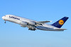 Lufthansa Airbus A380-841 D-AIMN (msn 177) LAX (Michael B. Ing). Image: 933342.