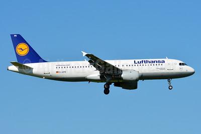 Lufthansa Airbus A320-211 D-AIPR (msn 111) ZRH (Paul Bannwarth). Image: 934455.