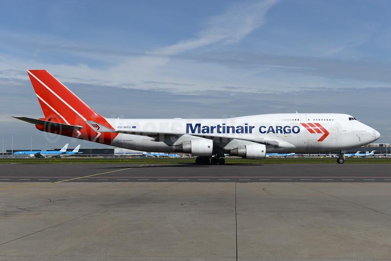 Martinair Cargo Boeing 747-412 (BCF) PH-MPS (msn 24066) AMS (Ton Jochems). Image: 932719.