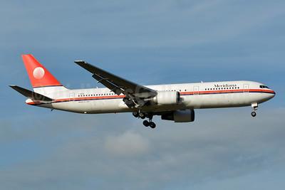 Meridiana Boeing 767-304 ER I-AIGG (msn 28041) JFK (Jay Selman). Image: 403100.