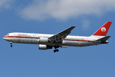Meridiana Boeing 767-304 ER I-AIGJ (msn 28039) JFK (Fred Freketic). Image: 933862.